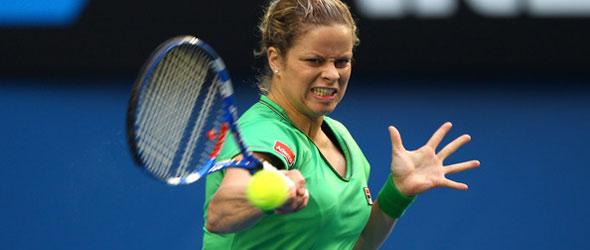 Kim Clijsters Australia Open