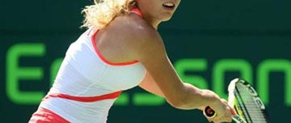 Caroline Wozniacki - Denmark