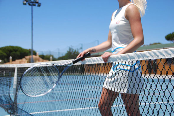 Emily Tonkin - Tennis Fashion
